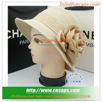 Customized Design Flower Bucket Hat Wholesale With Low Shipping Cost