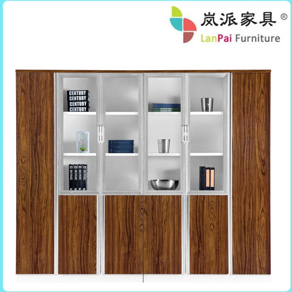 Bois massif bureau du cabinet modulaire bureau classeur for Meuble bibliotheque modulaire