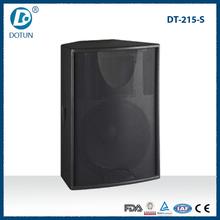 DJ speakers / nightclub active loud speakers and subwoofers