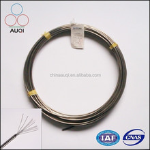 MI cable for PT100 RTD or K/T/N/E/R/S/B/ type thermocouple,mineral insulated cable