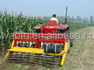 Hot selling high efficiency straw chopping and land-returning machine,wheat straw chopper