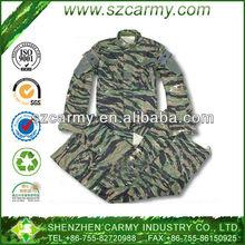 Tiger Stripe Combat American CS or Paintball Game Uniform