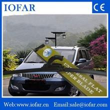 Best selling universal window wiper ,wiper arms,wiper rubber