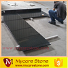 new arrival precut chinese absolute black granite kitchen countertop