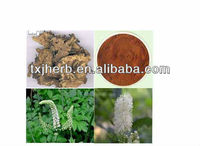 natural black cohosh root extract,black cohosh extract powder