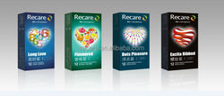 Best quality ribbed and dotted condoms with making 8 years experience