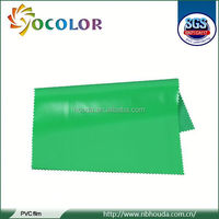 2015 high quaality Super Clear Film Type And Pvc Material Factory Pvc Film Clear for raincoat and tablecoth