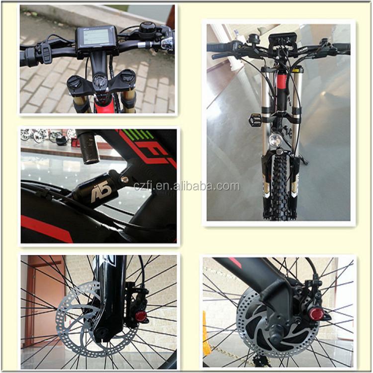 haute qualit lectrique vtt plein suspension electric mountain bike v lo lectrique id de. Black Bedroom Furniture Sets. Home Design Ideas
