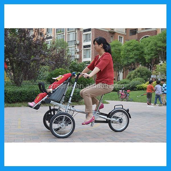 จักรยานไฮบริดtrollyที่มีฝาครอบดวงอาทิตย์