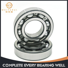 Motorcycles Deep Groove Ball Bearing 6017 Made In China