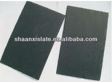 Grey black cultural roofing slate tile
