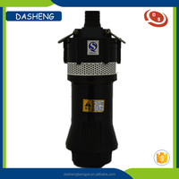 QD Oil filled motor multistage submersible pump