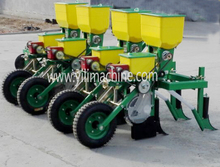 corn planter and seeder/seed planting machine