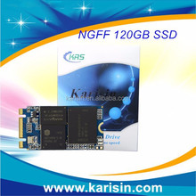 Accept Paypal M.2 120gb ngff ssd with high speed cache