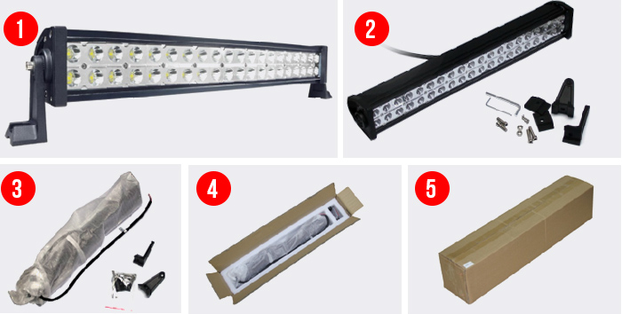 Liwin top 4*4 offroad led light bar led 120WC light bar lw led light bar 4x4 for cars Atv SUV