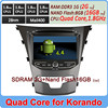 Ownice New Quad Core 1.8GHz Android 4.4.2 car radio 3g dvd gps for ssangyong korando Cortex A9 1.8GHz CPU HD 1024*600