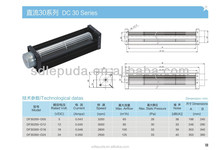 Cross Flow Fan dc 30 Motor Series(High-quality)