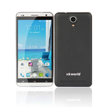 """VKworld VK700 pro Nail Phone MTK6582 5.5"""" HD 3.0D Curved Screen CNC metal frame android 4.4 Smart mobile Phone"""
