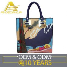 The Most Popular Newest Oem Production Ladies Designer Handbags Retail