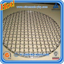 BBQ wire mesh,stainless steel crimped wire netting for BBQ mesh