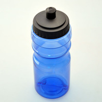 good-looking 600ml plastic transparent water bottle for kid