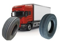 section width 300mm with approved rim 9.00 high performance truck used TBR tire from China, Shandong Province