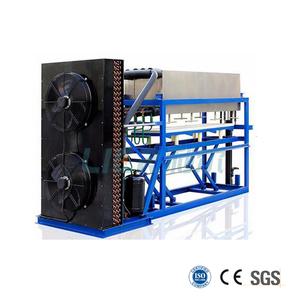 Lier 컨테이너로 20 톤 Mobile block Ice 기계 식물 to Make Block Ice