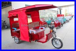 ROMAI tuk tuk for sale with CE approved, e-tricycle, e-vehicles.