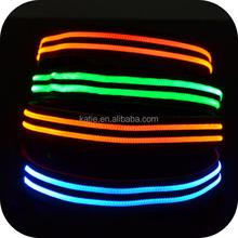 Multi Color LED Flashing Pet Safe Dog Discount Collars for Sale