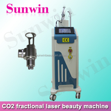 co2 fractional laser scar removal acne removing instrument promotion price now