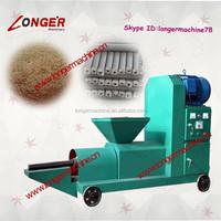 Charcoal Briquetting Machine Wood Sawdust Extruding Machine