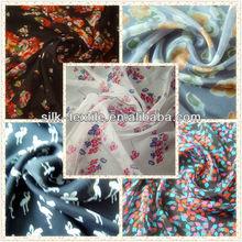 printed silk chiffon 2012
