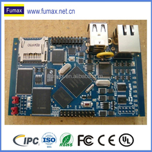 PCB and PCB Assembly for security control