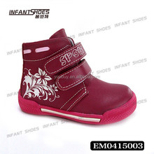 Latest fashion DIY design shoes wholesale price/baby girl casual shoes