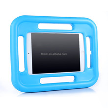 New design car shaped Kids tablet soft silicon for ipad mini silicone case