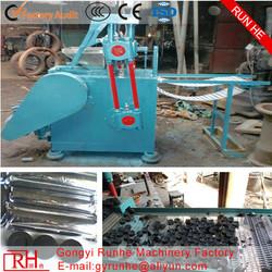 2015 hot product shisha coal or hookah coal making machine