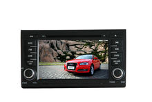 For AUDI A4/S4/RS4 2002-2008 Touch screen Double-DIN In Dash Navigation System Build-In GPS/CANBUS/DVD/CD/MP3/MP4