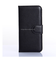 cellphone factory wallet leather cellphone case for iphone 5c