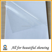 super clear static cling film,adhesive pvc film for glass