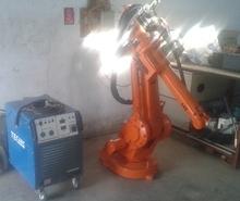 Refurbished ABB IRB 1400 Robot With TECARC MIG Welder