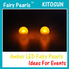 Fairy Pearls!!! White Magical LED Berries Battery Operated Mini LED Glowing Ball Firefly Fairy LED Light Wedding Party