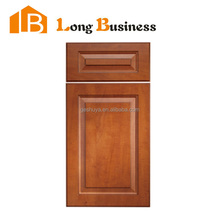 LB-DD1072 Country Style OAK Solid Wood Kitchen Raised Panel
