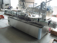 FCM 8-heads Automatic Liquid Filling Capping Machine