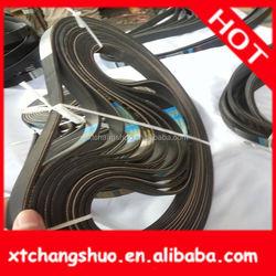 v belt- fan belt,poly v ribbed belt from china air conditioning belt teana