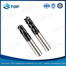 Brand new solid tungsten carbide round rod for making end mills made in China