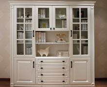European Bookcase/Bookshelf with ladder by Italian designers
