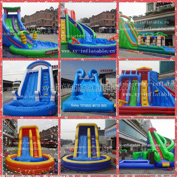 giant inflatable round swimming pool for water park on sale