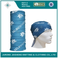 Microfiber Knitted Seamless Elastic Head Wrap