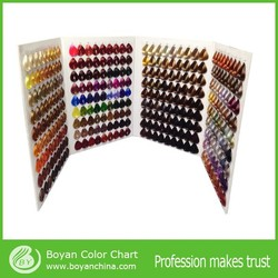 Boyan professional hair color shade OEM manufacturer