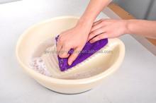 Hand washing detergent powder apparel use